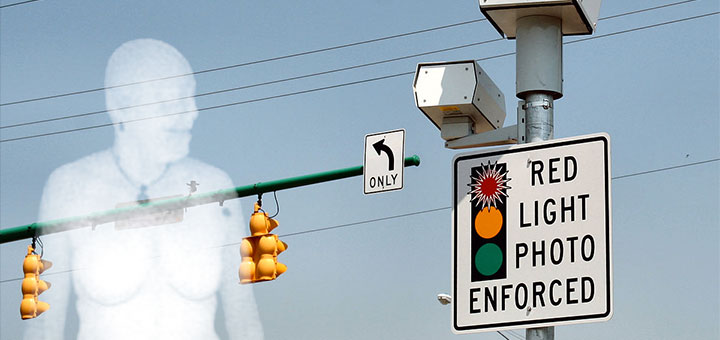All clear, nudist traffic light