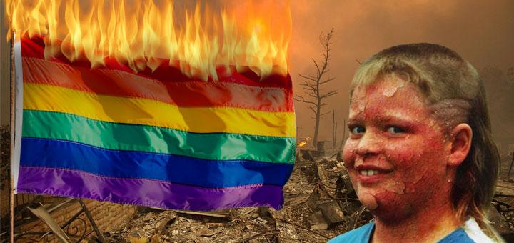 gay_flag_burning