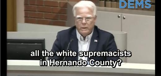 Wayne Dukes calling all racists.